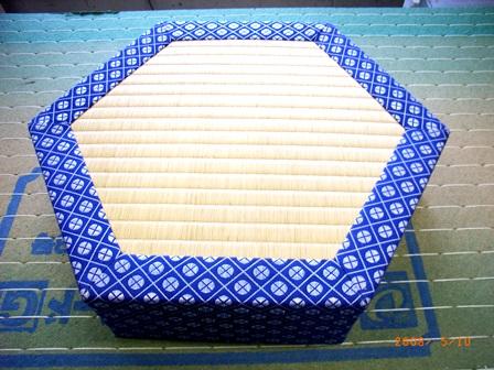 八角形鐘敷