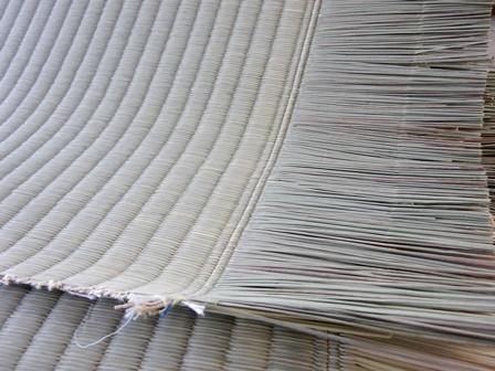 熊本産麻綿W畳表