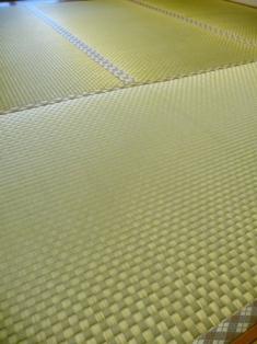 市松畳表使用和室
