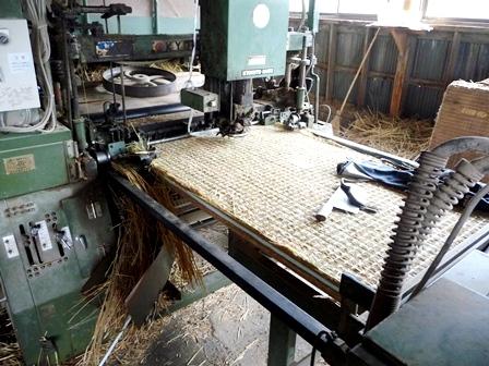 ワラサンド製造工程