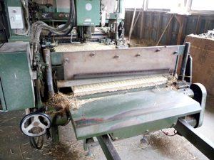 畳床製造工程