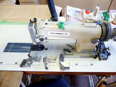畳用工業ミシン