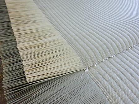熊本産麻綿W本間畳表特上品