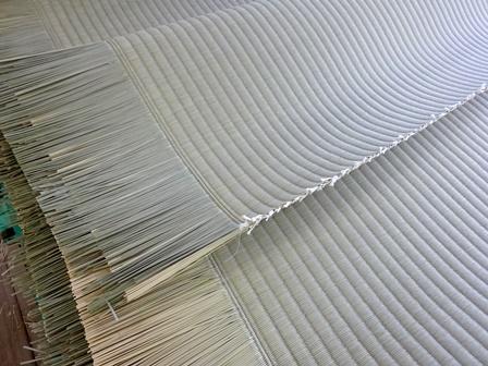 熊本産麻綿W畳表特上品